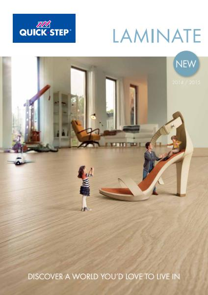 Quick-Step Laminate Brochure