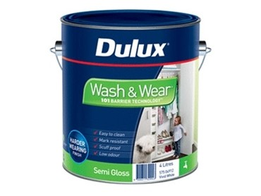 Dulux Wash & Wear Semi Gloss - 575-LINE