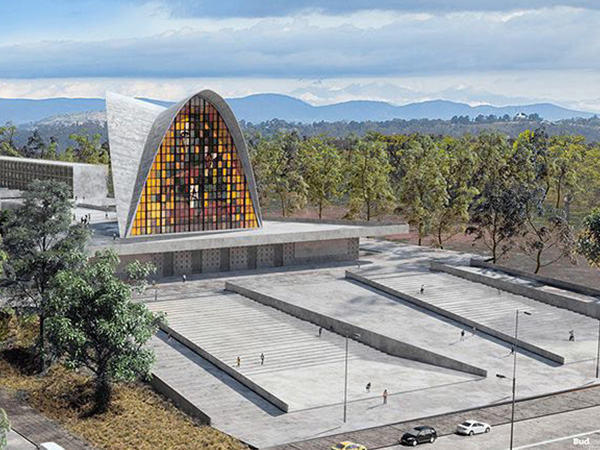 Perth hypothetical cathedral