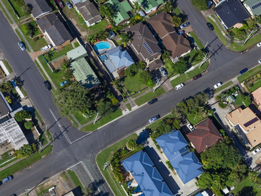 Without medium-density housing being built in the established suburbs – the 'missing middle' – the goals of more compact, sustainable and equitable cities won't be achieved. Image: Shutterstock