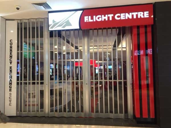 Flight Centre Parramatta