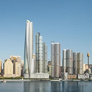 UK architects operating in Australia currently include Wilkinson Eyre Architects, winners of the design competition for the Crown Hotel development in Barangaroo