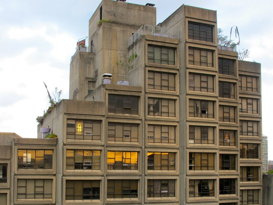 Last night, the NSW Land & Environment Court overturned the highly-contested decision not to include the Sirius building on the state heritage register. Image: The Conversation