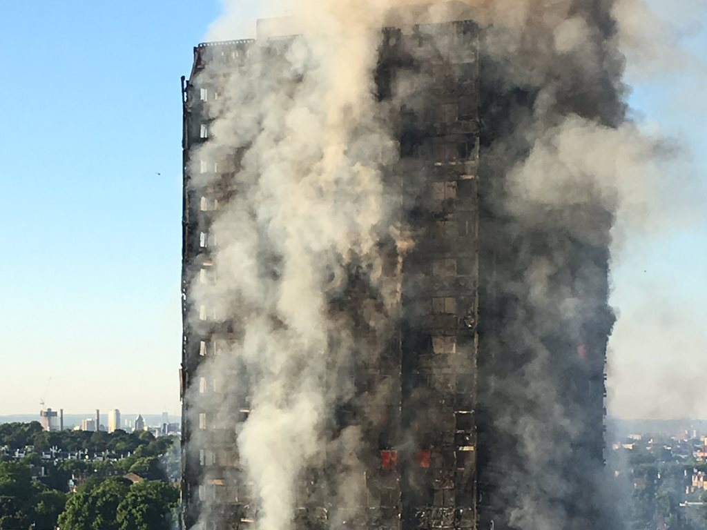 Grenfell Tower. Image: Wikimedia Commons