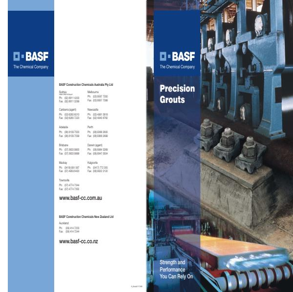 Concrete Repair and Protection Systems from BASF   Architecture & Design