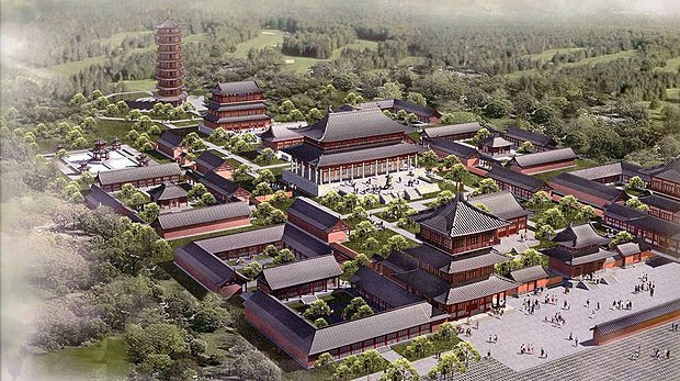 380m Shaolin Temple Set To Open In Australia With