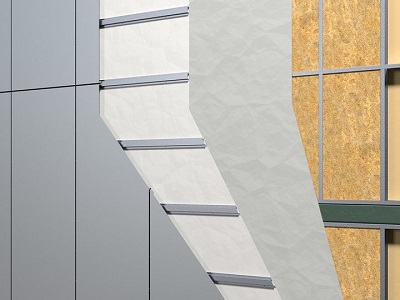 Vitrashield EW Classified, AS5113 compliant cladding system