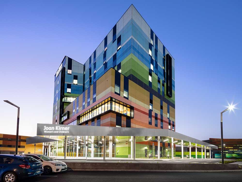 New Hospital Marks Lyons Return To Melbourne S Sunshine