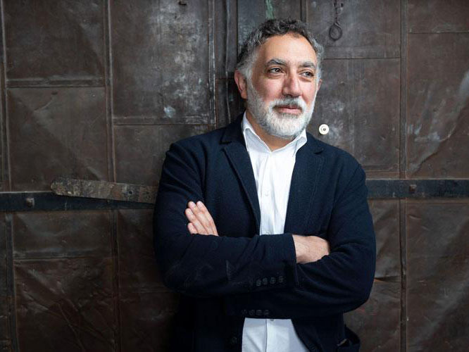 Hashim Sarkis curates Venice Biennale 'how will we live together?'