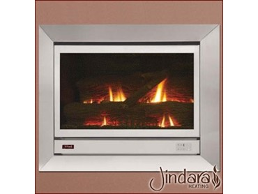Derwent Gas Heater Inserts From Jindara Heating Architecture Design