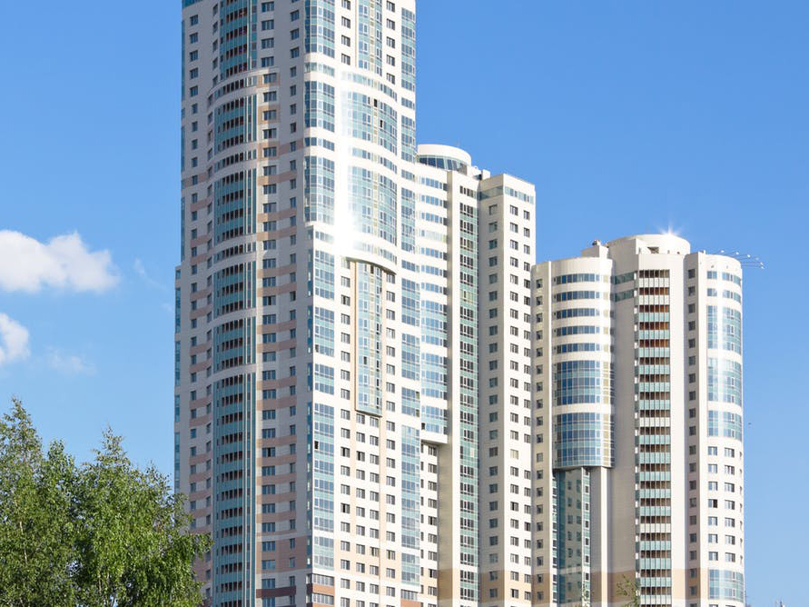 High-rise retirement homes in the city are the future for baby boomers. Image: Shutterstock