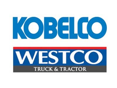 Kobelco earthmoving equipment is now available through the Westco Trucks dealership network