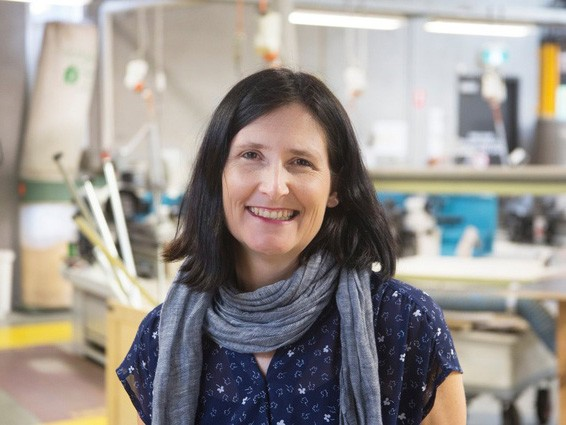 Cathy Smith is the winner of the inaugural Turnbull Foundation Scholarship. Image: University of Newcastle