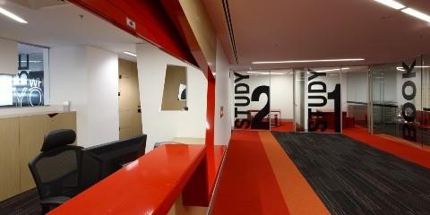 A Brisbane Inner City Uni Campus Fitout Challenge