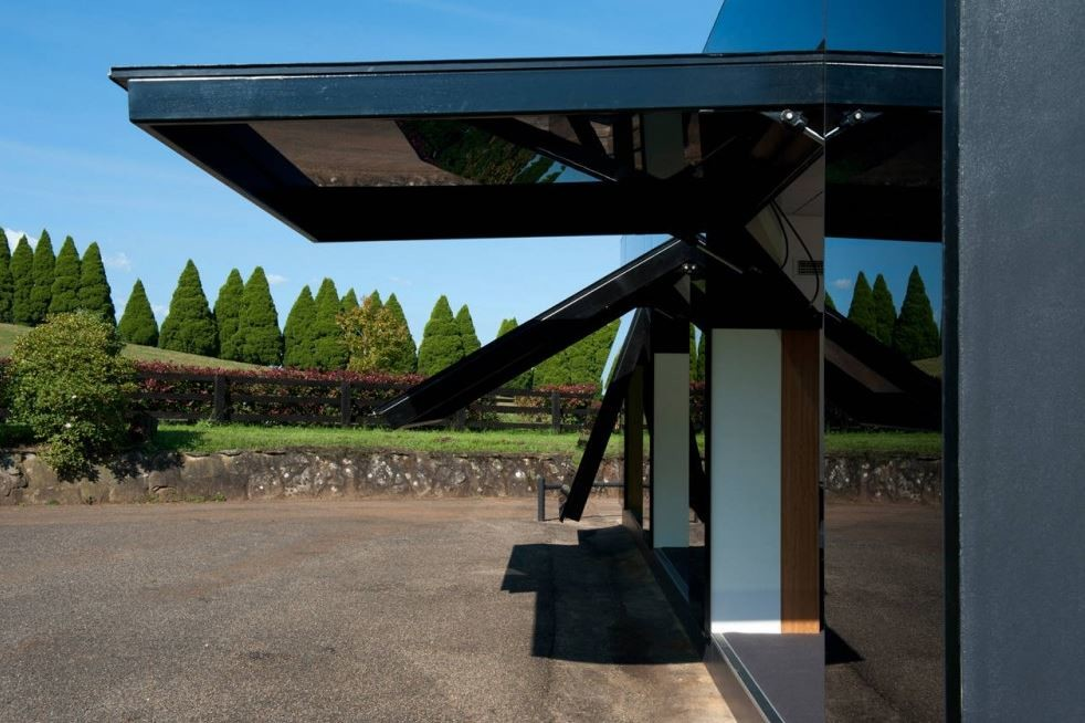 7 Buildings Using Garage Doors In Places You Wouldnt Expect