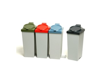 Waste Recycling Bins Available From Weatherdon Hotel