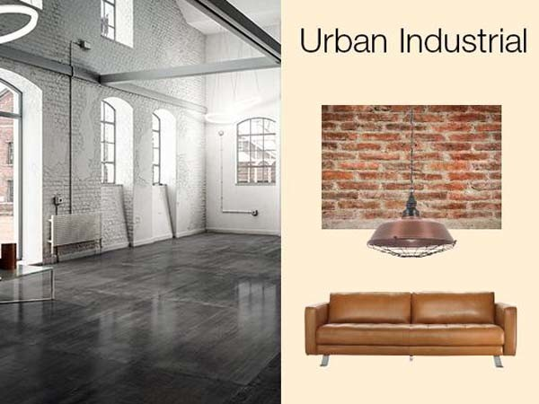 Urban Industrial home design