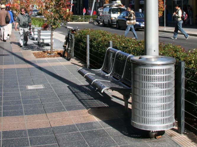 Image: Street Furniture Australia