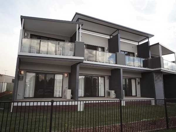 Ausco Modular Delivers Turnkey Apartment Project In