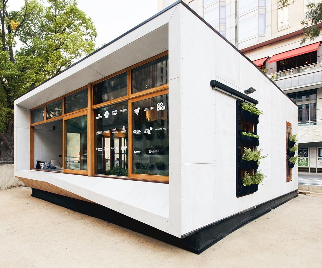 The changing palette of prefab in Australia | Architecture And Design
