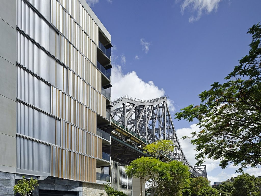 Brisbane s bureau^proberts merges with ml design architecture