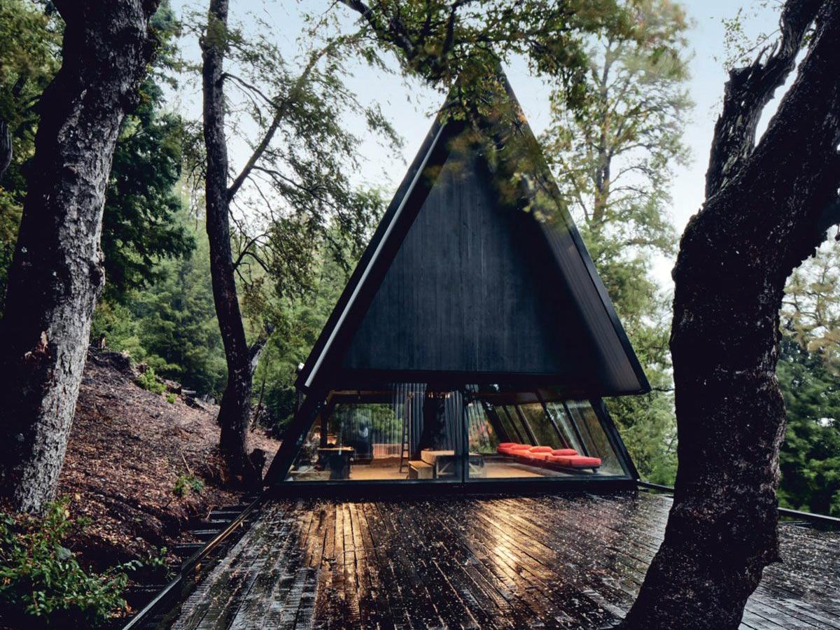 Stunning Chilean Home References Kazuo Shinohara S Prism