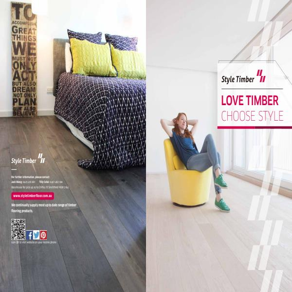 Style Timber Floor E-Catalog