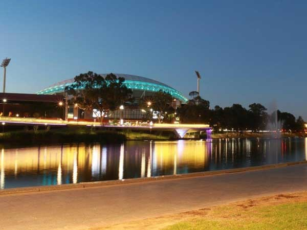 Enware has installed an intelligent and adaptable urinal flushing system at the Adelaide Oval