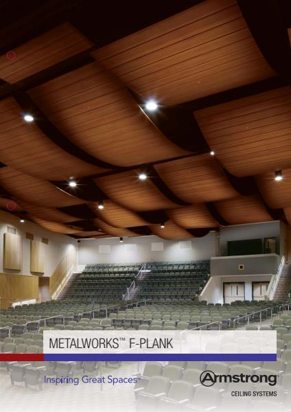 MetalWorks F-Plank Systems Brochure