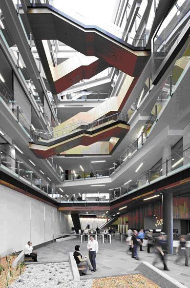 World architecture award winners collaborate in brisbane for Architecture firms brisbane