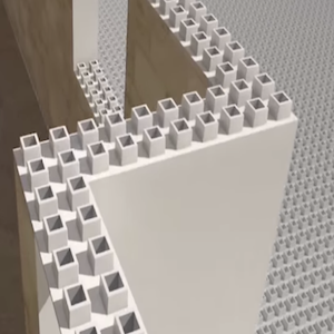 Concrete Smart Bricks Connect Together Like Lego Architecture Amp Design