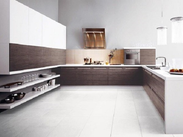 A Wilsonart AEON Enhanced Performance laminate kitchen
