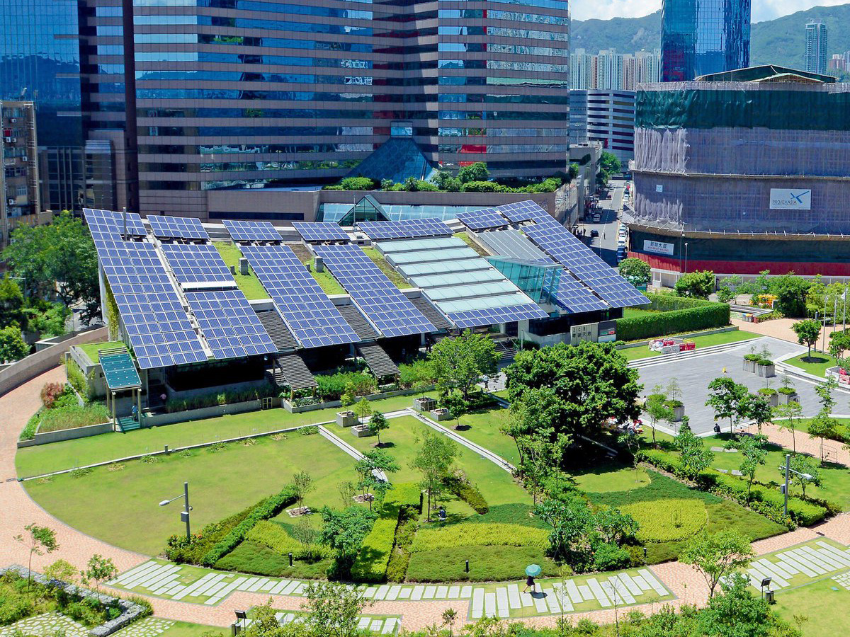 According to a new report, energy standards in Australia's National Construction Code must be urgently upgraded if new buildings are to be fit for a zero-carbon future.  Image: HongKong's Zero Carbon Building in Kowloon Bay generates renewable energy & achieves net zero carbon emissions. / Twitter