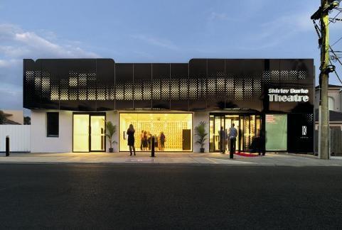 Suters Designed Shirley Burke Theatre Opens In Victoria