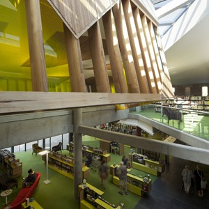 Bendigo Library By Mgs Architects A Virtual Tour Through
