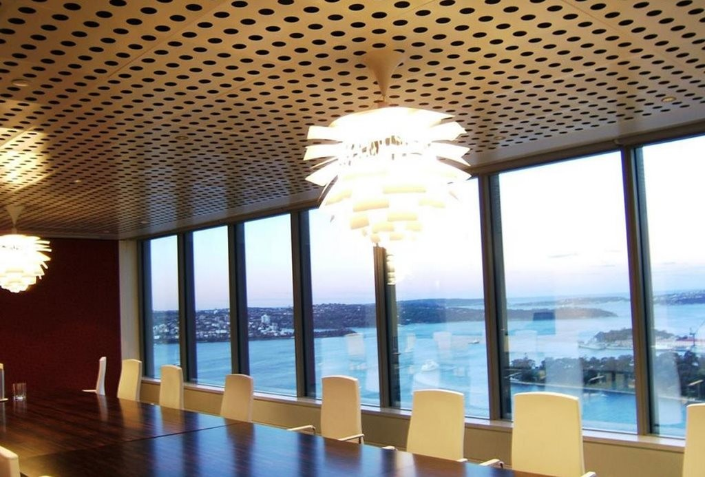 LUXALON® Metal Clip-in Tile Ceilings