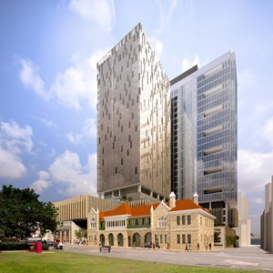 Perth S First 5 Star Hotel In 30 Years Revolutionise Lean