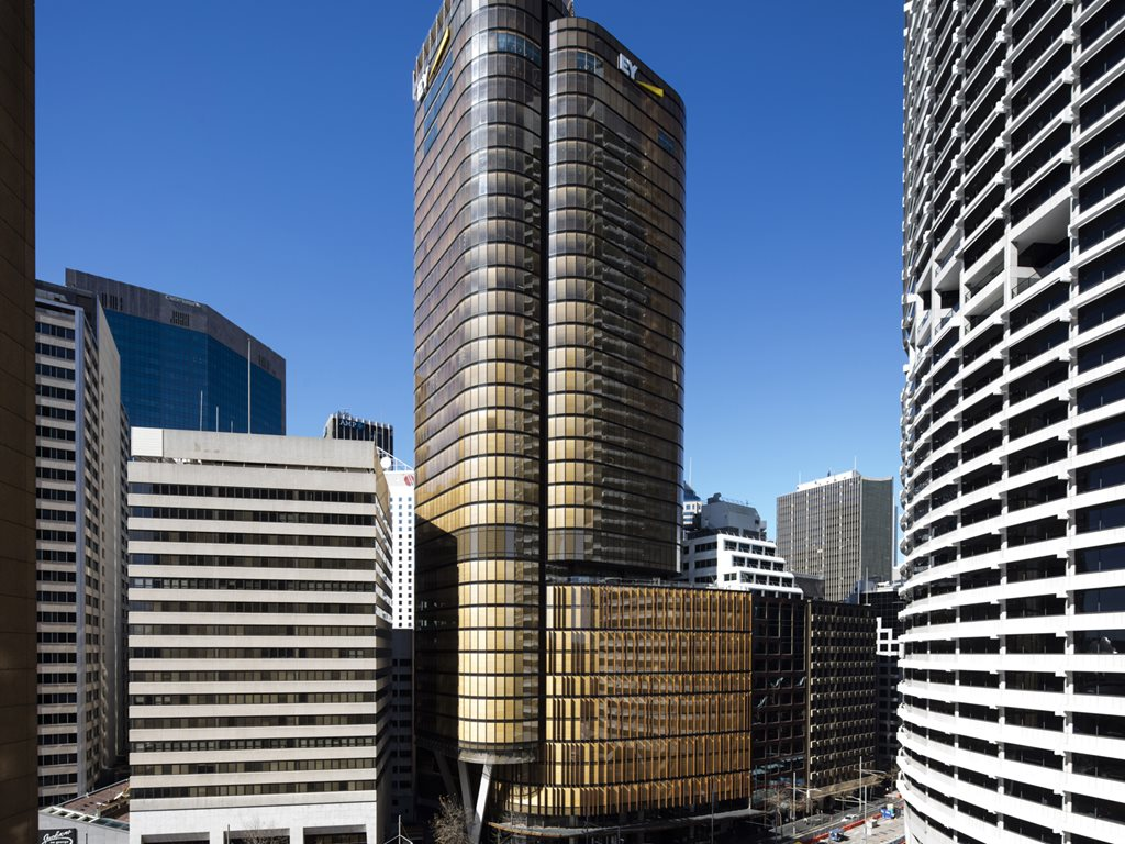 "Mirvac's National Construction director, Jason Vieusseux says that, ""Mirvac is thrilled to have received global recognition for EY Centre, 200 George Street by winning the construction category at the Council of Tall Buildings and Urban Habitat Awards."" Image: Supplied"
