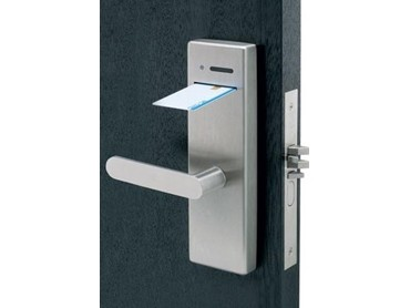 Miwa AL5H electronic access control systems available from