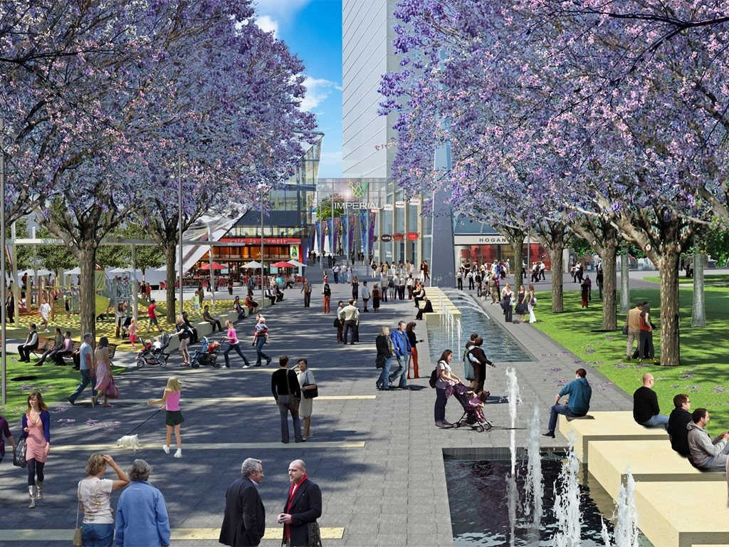 The much-anticipated revitalisation of Gosford's CBD and waterfront will be guided by the NSW Government Architect as part of the Central Coast Regional Plan. Image: www.gosfordalive.com.au