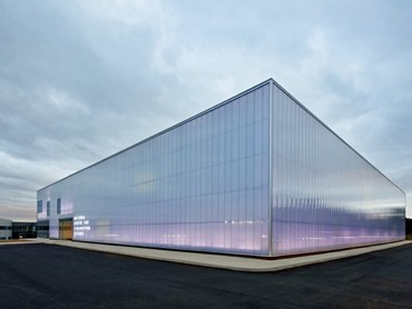 Rodeca Facade Sheets Used In Bates Smart Designed Ncss