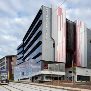 Affordable and functional: New Griffith University Business School by Wilson Architects