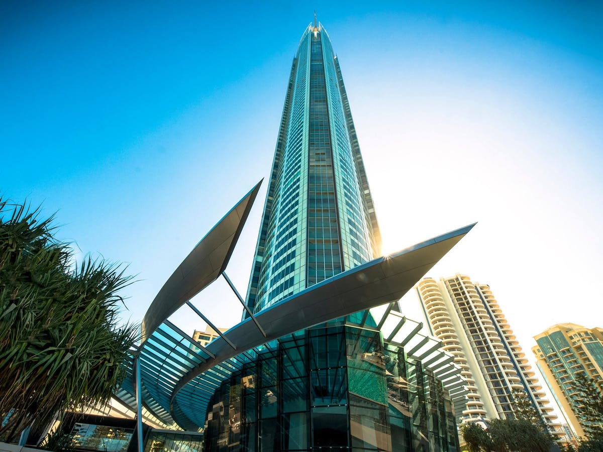 Tallest Building In Australia Where Is It And Who Built