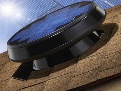 Solar Star roof ventilation
