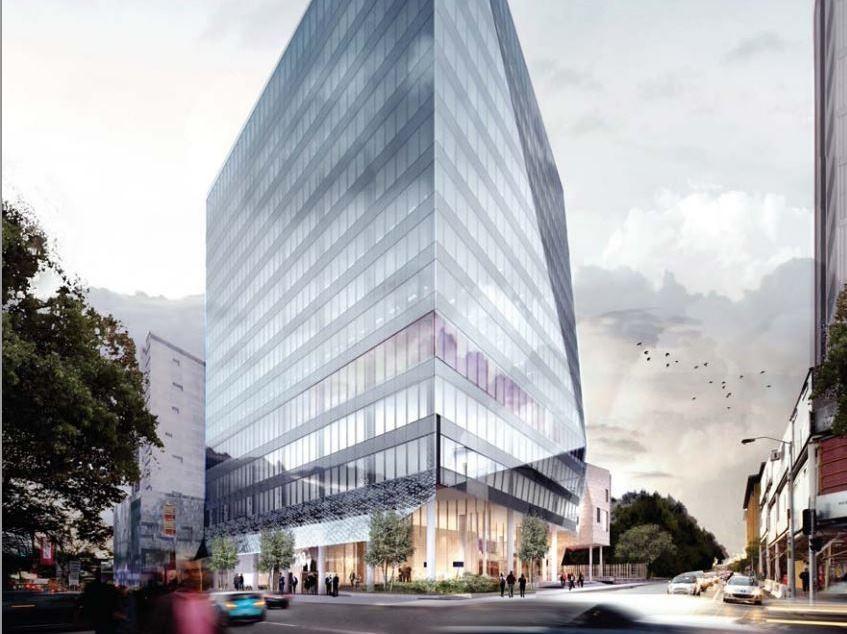 John Wardle Architects Fold Facades For Views At New