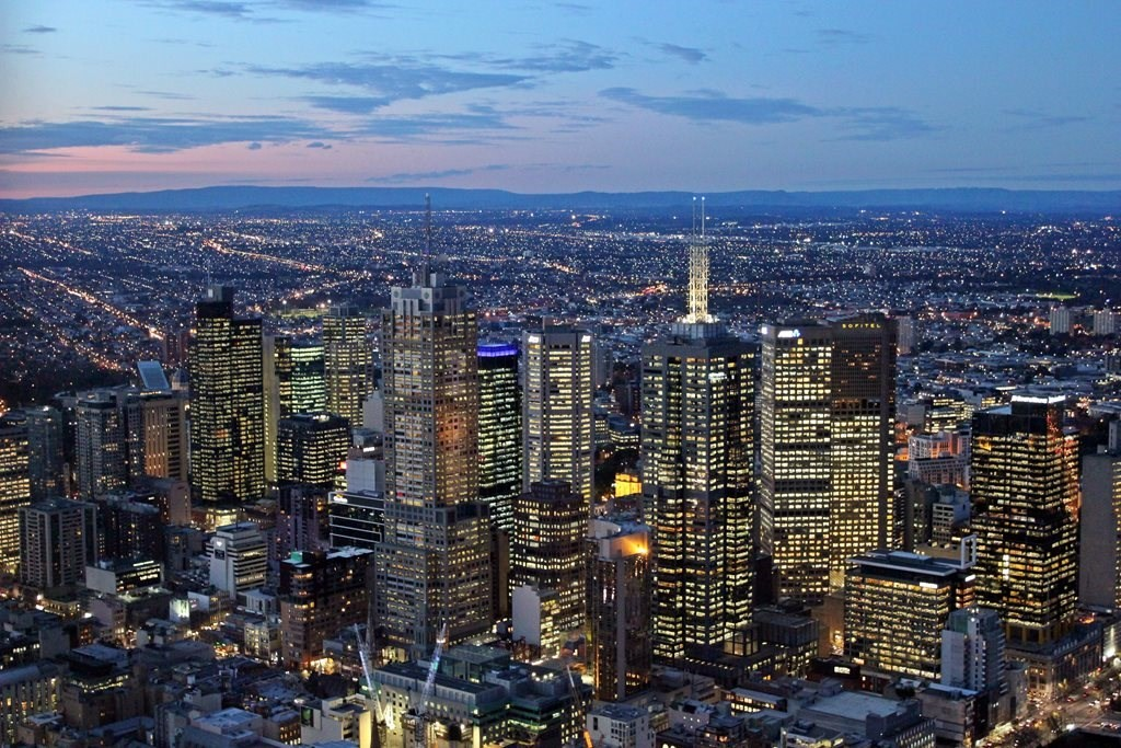 Planning laws in Melbourne are changing for the better, according to the AIA. Image: Wikipedia