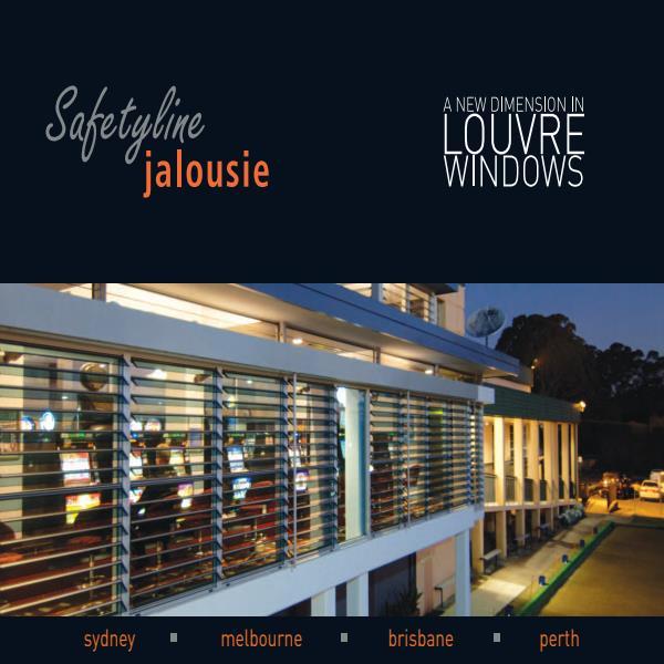 Safetyline Jalousie Architecture Amp Design