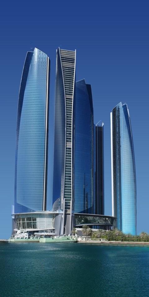 The Jumeirah At Etihad Towers Was Chosen Ahead Of Mandarin Oriental Paris Ritz Carlton Hong Kong Park Hyderabad Hotel Missoni Edinburgh And W