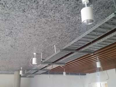 Mammoth insulation panels