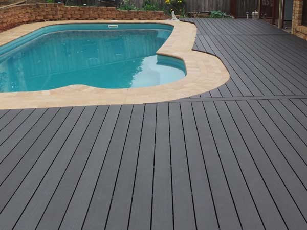 The Futurewood composite decking range is designed for DIY installation